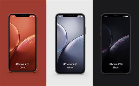 free iphone xr mockups for 2019 psd sketch ux planet