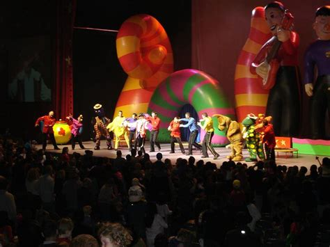 wiggles concert  flickr photo sharing