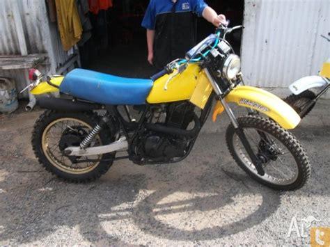 Suzuki Dr500 Suzuki Dr500 500cc 1982 For Sale In Mount Pleasant South
