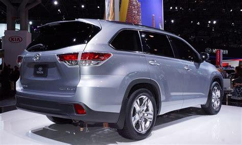 Price Of 2015 Toyota Highlander 2017 Toyota Highlander Review Specs Price Cars News