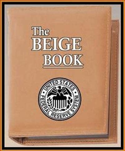beige book report the beige book forexabode