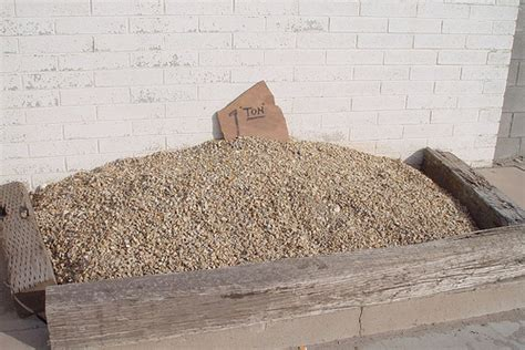 1 Ton Of Gravel Flickr Photo