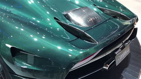 green koenigsegg regera green carbon koenigsegg regera at geneva motorshow 2017