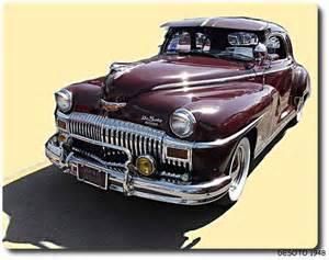 desoto 1948 car