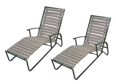 samsonite tubular steel patio lounge chairs   hoopers modern