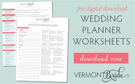 wedding planner printable sheets free displaying items by tag free resources