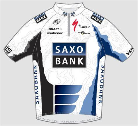 saxo bank the selected teams for the tour de 2009