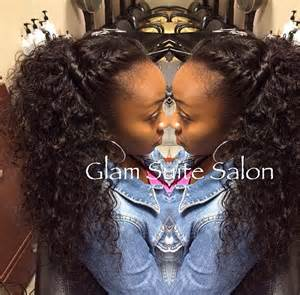 Versatile curly sew in sew ins protective styles pintere