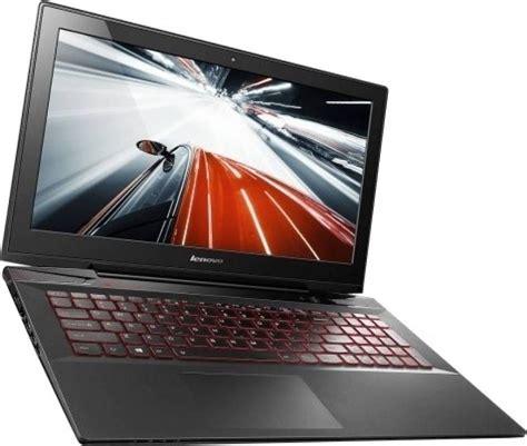 Laptop Lenovo Y50 70 lenovo y50 70 notebook 4th ci7 8gb 1tb win8 1 4gb graph 59 431090 rs price in india