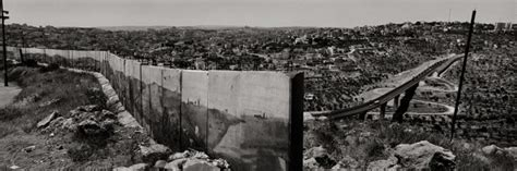 Haunting Panoramas Of Israel And Palestine