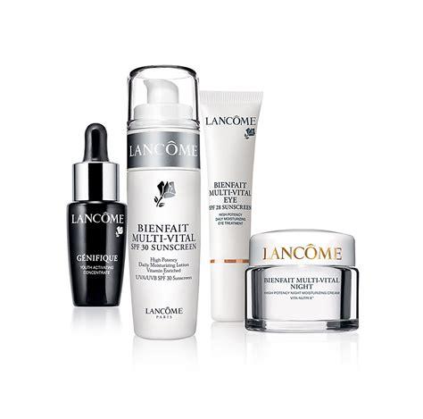 Skincare Lancome lanc 244 me bienefait skin care set for normal skin