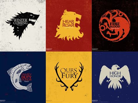 houses of game of thrones houses of game of thrones game of thrones wallpaper