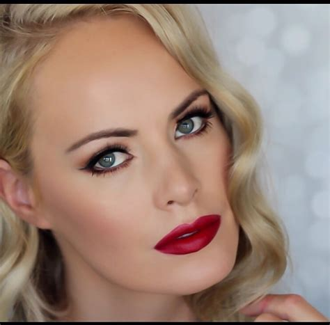 pin up makeup tutorial how wearable pin up makeup tutorial