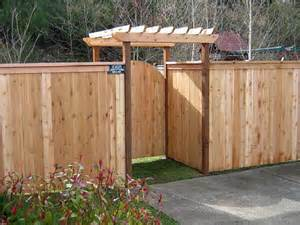 Backyard Gate Ideas Photos