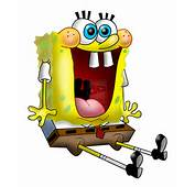 Squarepants Smile Picture Spongebob Wallpaper