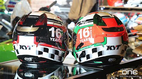 Kyt Galaxi Slide Motegi Gp Circuit 2015 kyt galaxy slide helmet motogp意大利 日本賽道花