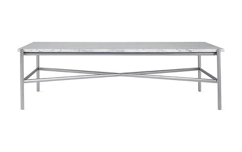 Dwr Coffee Table Outline Rectangular Coffee Table Design Within Reach