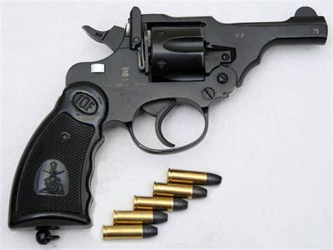 Bor Pistol iof 32 revolver