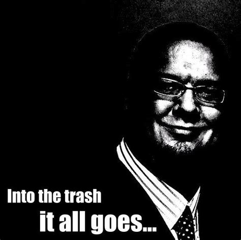 Garbage Man Meme - trashman into the trash it goes opinion discarded