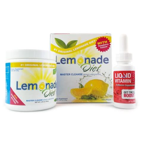 Grass Root Master Cleanse Lemon Cayenne Maple Detox Powder Review by The Original Lemonade Diet Powder Kit Master Cleanse