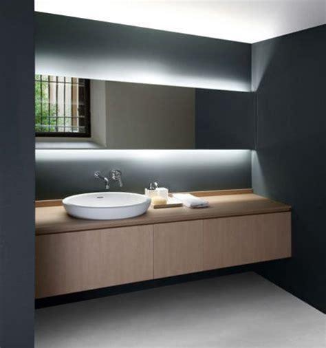 modern bathroom mirror lighting lustereczko powiedz przecie inspiruj艱ca 蛛azienka