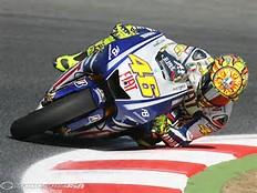 Valentino Rossi Motorcycle