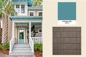 Exterior color trends 2014 ppg artesian well