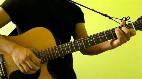guitar tutorial the scientist the scientist coldplay easy guitar tutorial no capo
