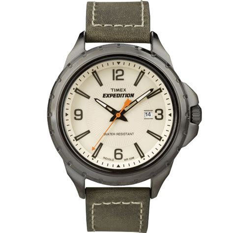 timex expedition rugged field metal timex expedition rugged metal field gent s t49909