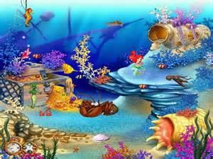 Animated Aquaworld Screensaver 1.0 download   FreewareLinker.com