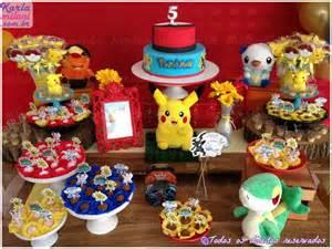 pokemon birthday party parties