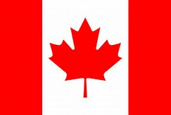 Canada Flag Maple Leaf