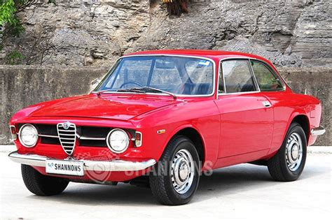 Alfa Romeo 1300 by Sold Alfa Romeo Gt 1300 Junior Coupe Auctions Lot 1