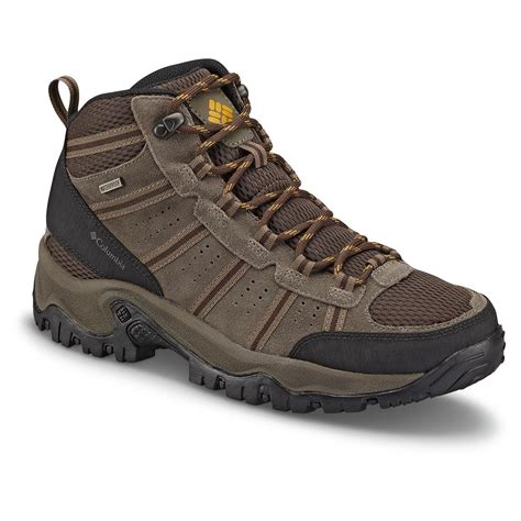 columbia s grants pass 6 quot mid hiking boots waterproof