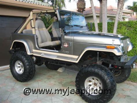 jeep yj 3 inch lift the jeep wrangler jeep yj lift pics