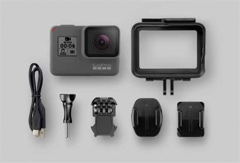 Kamera Gopro Malaysia Gopro Hero6 Black Rakaman 4k 60fps Harga Rm2399