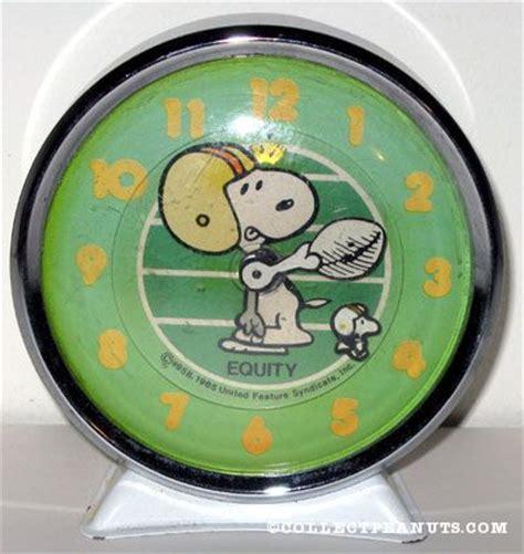peanuts equity clocks collectpeanutscom