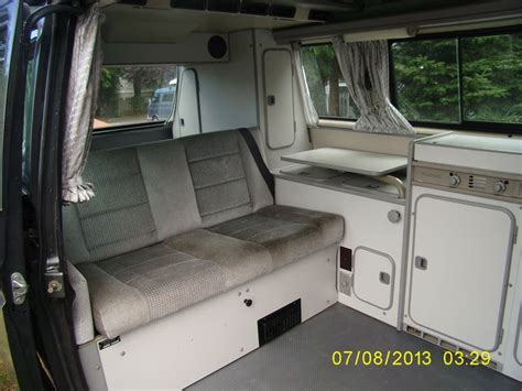 Vanagon Westfalia Interior by 1989 Vanagon Westfalia Interior Vw Syncro Build