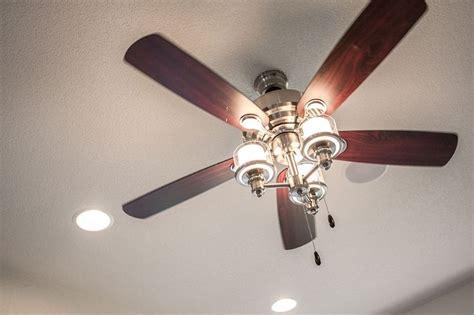standard ceiling fan for master bedroom standard