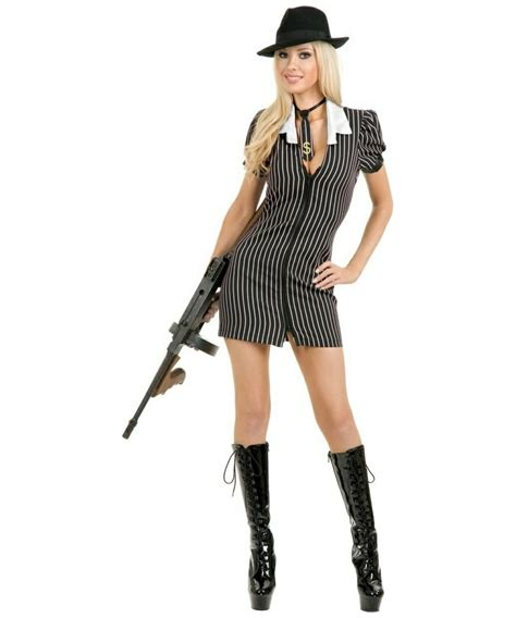 plus size gangster costume women adult gangster moll dress plus size costume women