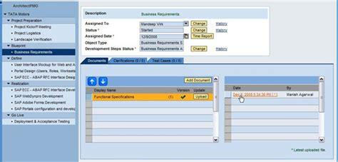 sap project management sap program management sap solutions for mid size enterprise sme