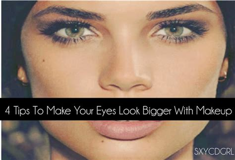 4 Tips To Make Your - feminization us 4 tips to make look bigger with makeup