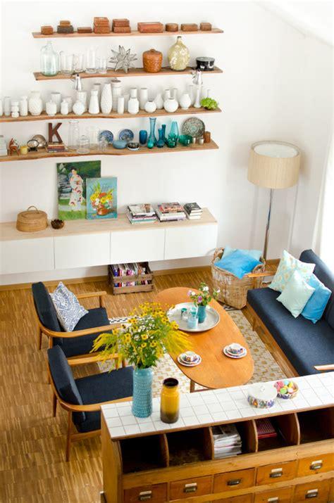 wohnzimmer 60er stil wohnzimmer update der salon leelah