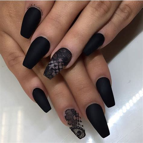 one black fingernail makeup style beauty photo i love nail designs