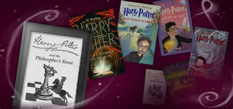 libros de harry potter blog hogwarts todo sobre harry pottermore lanzados ebooks oficiales de harry potter en