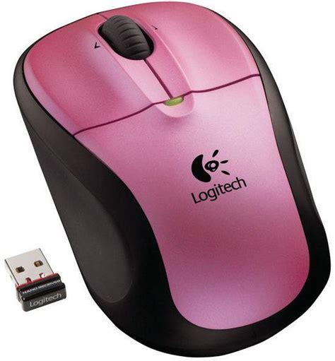 Mouse Wireless Merk Logitech Bol Logitech Wireless Mouse M305 Roze