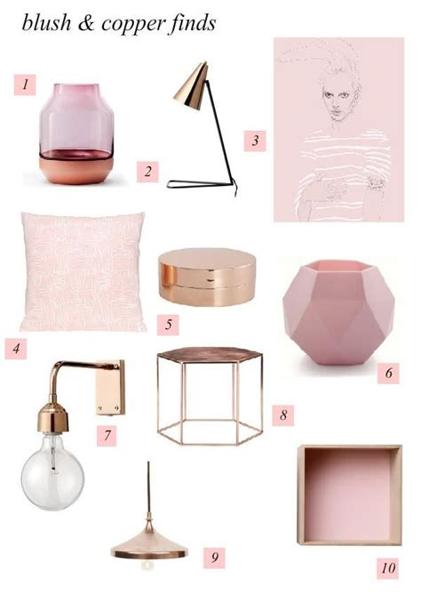 copper room decor best 25 blush bedroom ideas on pinterest blush bedroom