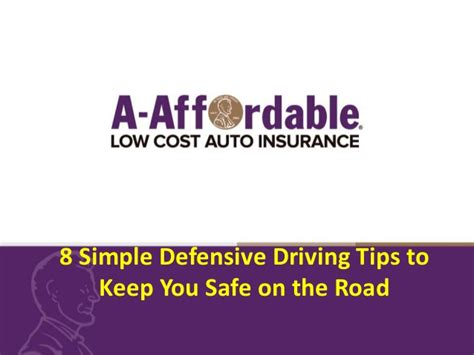 Tips For Keeping Your Car On The Road by 8 Simple Defensive Driving Tips To Keep You Safe On The Road
