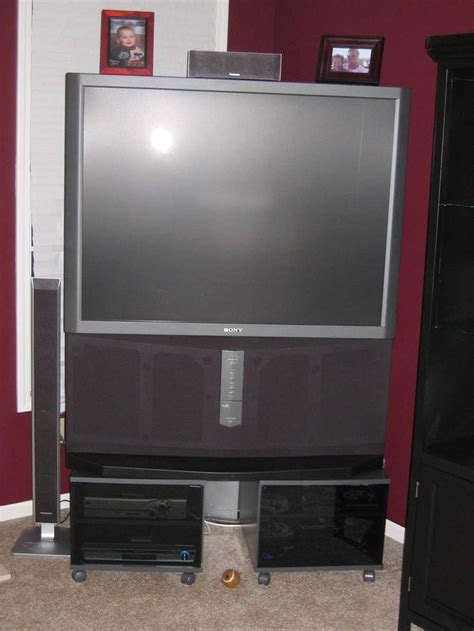 sony 53 quot hd ready projection tv r tech forums