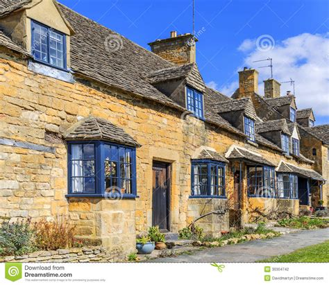 Cottages In Broadway by Cottages Broadway Stock Photography Image 30304742